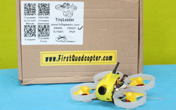 FullSpeed TinyLeader review: Introduction