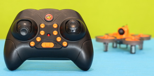 Makerfire Armor 65Lite review: Remote controller