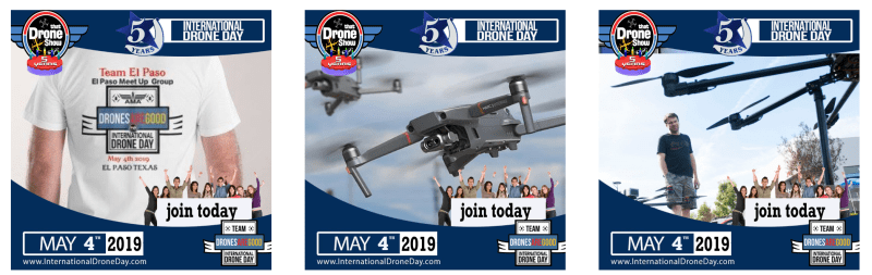 5th Annual International Drone Day